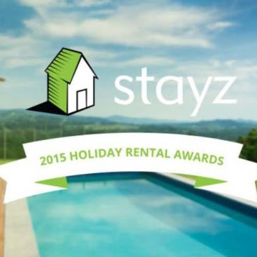 Stayz Awards 2015 Finalist in Pet Friendly Category